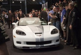 First 2013 Corvette 427 Convertible Sells for $600000   Vette-News   Scoop.it