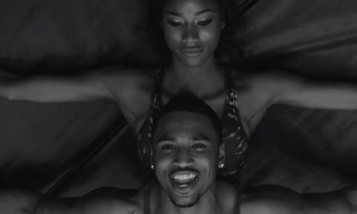 "Trey Songz Gets Physical With Rosa Acosta In ""Na Na"" [VIDEO ... 