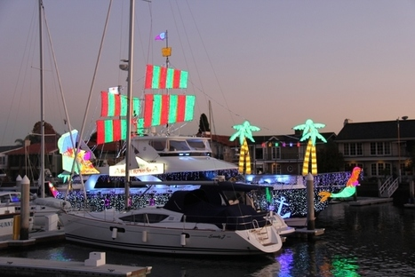 107th Newport Beach Christmas Boat Parade | Newport Beach Real Estate | Scoop.it