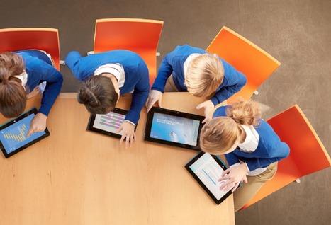 Mercato tablet in declino, per le scuole Google punta sui Chromebook | Mappe e schemi mentali | Scoop.it