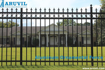 Designer fences at an affordable prices. | Aruvil International Inc | Scoop.it