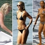Kate Hudson Shows Some Skin in Greece — See Her Bikini Body Evolution (PHOTOS) | travelling 2 Greece | Scoop.it