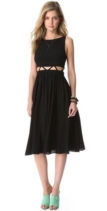 Mara Hoffman Lattice Waist Dress | Shoes, handbags, accessories, latest trends, fashion designers | All around fashion | Scoop.it