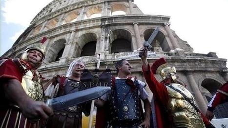 Roma elimina a los centuriones | LVDVS CHIRONIS 3.0 | Scoop.it