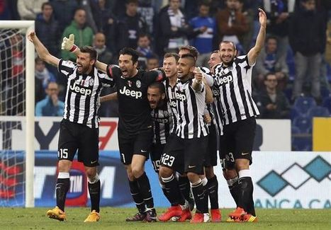 La Juventus se proclama campeón de la Serie A | e-Deportes | Scoop.it