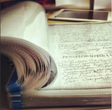 L'année des résolutions généalogiques : bilan de janvier ~ La Gazette des Ancêtres | GenealoNet | Scoop.it