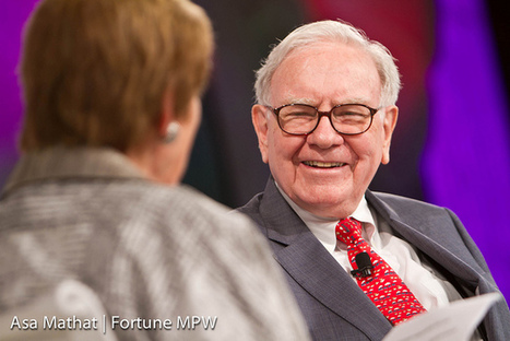 The Collected Wisdom of Warren Buffett | Realms of Healthcare and Business | Scoop.it