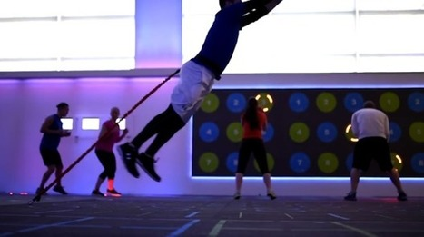 This Arcade-style Gym Makes Us Want To Exercise | Transmedia Storytelling meets Tourism | Scoop.it
