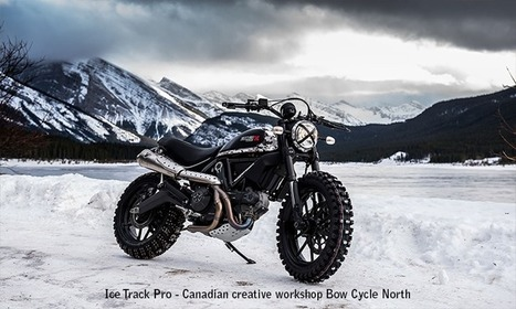 The finalists in Ducati's Scrambler 'Custom Rumble' | Ductalk Ducati News | Scoop.it