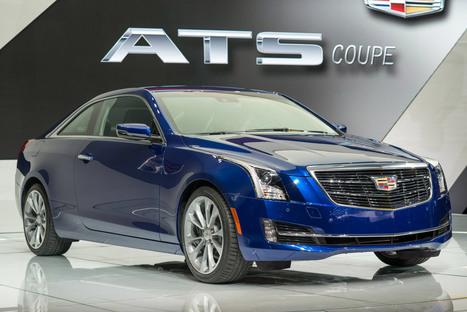 Cadillac Reveals Renewed European Strategy - MotorAuthority | Innovation Summits | Scoop.it