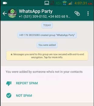 WhatsApp Public Group Invite Links Are Live And Working | digitalcuration | Scoop.it