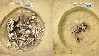 FRANCE : Sept bras gauches retrouvés au fond d'une fosse par des archéologues | World Neolithic | Scoop.it