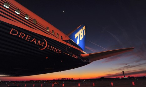 Battle for the skies: Boeing 787 Dreamliner vs Airbus A380   Managing Technology and Talent for Learning & Innovation   Scoop.it