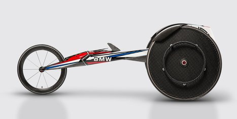 BMW Puts Their Engineering Expertise To Work For The U.S. Paralympic Wheelchair Team For The 2016 Rio Olympics | Sports Engineering | Scoop.it