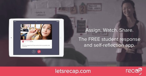 Introducing Recap! | Tools for Teachers & Learners | Scoop.it