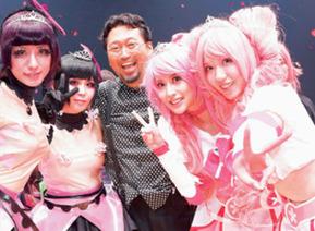 Murakami et ses princesses kawaï | Beauté Mag | Scoop.it