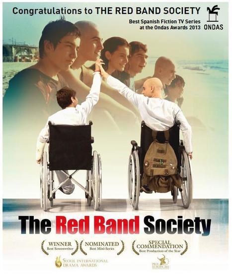 Les Bracelets Rouges, élue meilleure série espagnole de l'année au Prix Ondas 2013 | Les Bracelets Rouges | Scoop.it