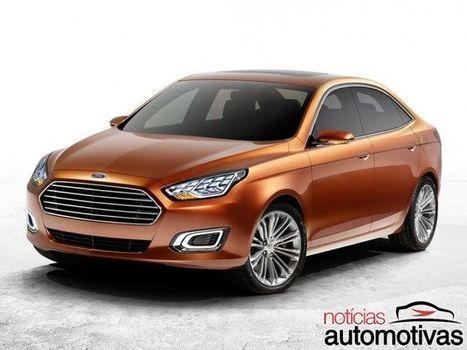 Novo Escort será vendido na Austrália - Notícias Automotivas - Carros   Teste 02   Scoop.it