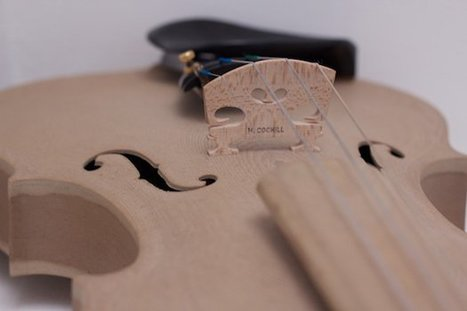 Today in 3-D Printing: Musical Instruments and Instruments of War | Popular Science | .748 | Scoop.it