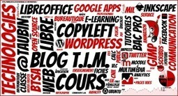Utiliser des logiciels libres en mode pédagogique : Dossiers avec tutoriels | La révolution numérique - Digital Revolution | Scoop.it