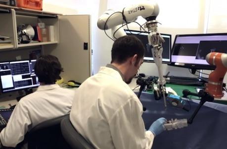 Un robot chirurgien réussit à opérer des intestins | Une nouvelle civilisation de Robots | Scoop.it