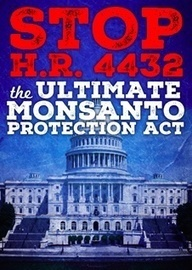 Stop the Ultimate #Monsanto Protection Act - Monsanto and Big Food's secret plan to kill #GMO labeling! #FF | Messenger for mother Earth | Scoop.it