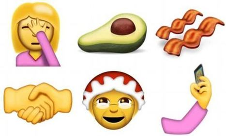 New emoji are here! 72 new characters  released   Miscellaneous Topics   Scoop.it