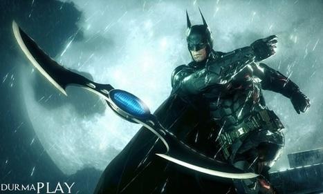 Batman Arkham Knight'a 3.5 GB'l | LOL | Scoop.it