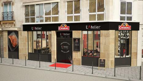 Charal va ouvrir une boutique éphémère à Paris | Commerce de proximité | Scoop.it