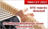 MAHCET 2015: Scoring methodology issue unresolved; DTE rejects demand for re-exam | MBA Universe | Scoop.it