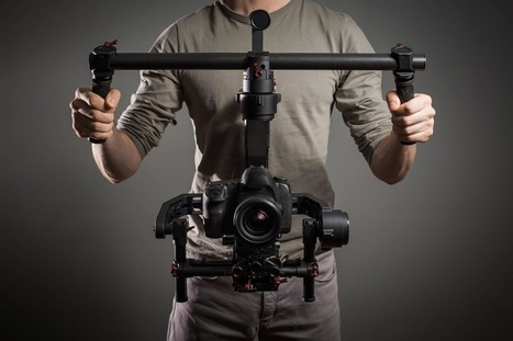 Weekend Workshop: How to build a brushless gimbal to shoot super stable video | I can explain it to you, but I can't understand it for you. | Scoop.it
