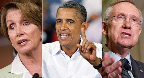 The Democrats play hardball - John Bresnahan and Manu Raju   Common Sense Politics   Scoop.it