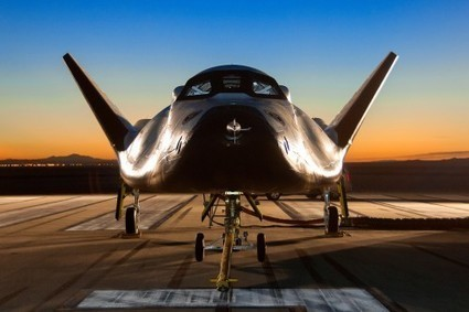 Dream Chaser Readies to Spread its Wings Again as SNC Looks Towards First Orbital Flight Test | The NewSpace Daily | Scoop.it