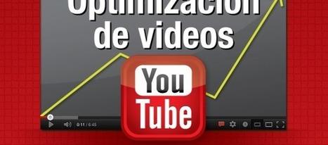 Cómo mejorar el posicionamiento (SEO) de los videos. infografía en Español   Blog Juan Carlos Mejía Llano sobre Marketing Online y Redes Sociales   Marketing en la Red Social   Scoop.it