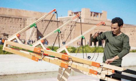 Sixième édition de la Biennale de Marrakech - LE MATiN | investissement maroc | Scoop.it