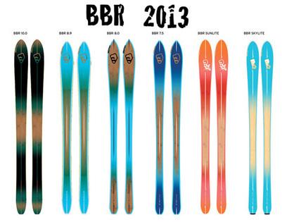La gamme Salomon BBR 2013 : 6 skis qui font parler la poudre ! - blog actualité Ski : Glisshop | Le meilleur de l'innovation sportive | Scoop.it