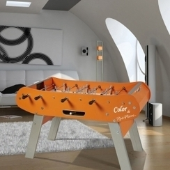 Baby Foot design Couleur Orange - Original, branché | Mode | Scoop.it