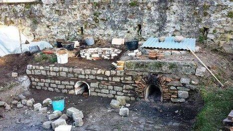 Autun : un four de potier unique dans le monde Romain reconstruit à l'identique - France 3 Bourgogne | Bibliothèque des sciences de l'Antiquité | Scoop.it