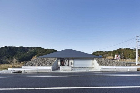[Kouchi Prefecture, Japan] House [!] of Shimanto / Keisuke Kawaguchi+K2-Design | The Architecture of the City | Scoop.it