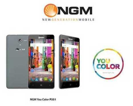 NGM You Color P551 il telefono che cambia colore | NGM - Solutions | Scoop.it
