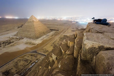 Amazing Pictures Of The Ancient Egyptian Pyramids Of Cairo | Ancient Pyramids of Egypt | Scoop.it