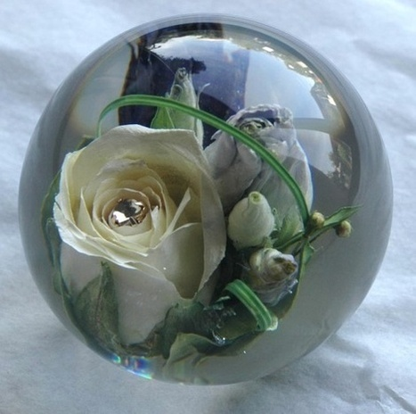 3 Creative Ways to Preserve Your Wedding Flowers | Repurpose Wedding Elements | Scoop.it