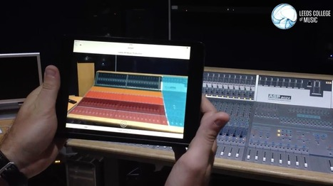 Leeds College of Music AR Project | AR in Education | Scoop.it