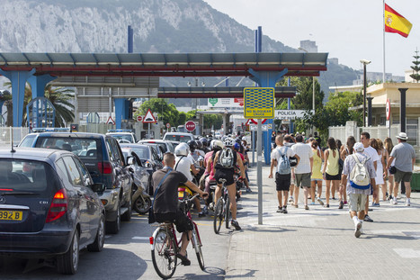 Spain 'Bans Exports To Gibraltar' | right wing news | Scoop.it