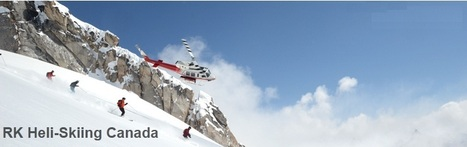 Heliskiing Canada is Extremely Fun, Rare and Worth It | Heli-Skiing | Scoop.it
