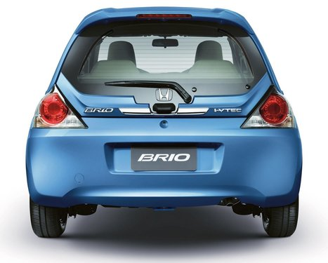 2014 New Honda Brio | Maxabout Images | Scoop.it