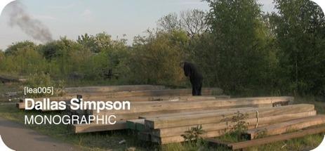 MONOGRAPHIC Dallas Simpson | DESARTSONNANTS - CRÉATION SONORE ET ENVIRONNEMENT - ENVIRONMENTAL SOUND ART - PAYSAGES ET ECOLOGIE SONORE | Scoop.it