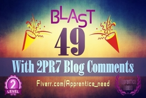 apprentice_need : I will provide BLAST 49 Backlinks 2XPR7 2XPR6 10XPR5 10XPR4 25XPR3,2  From Blog Comment for $5 on www.fiverr.com | Get the inside scoop on the car window tinting business | Scoop.it