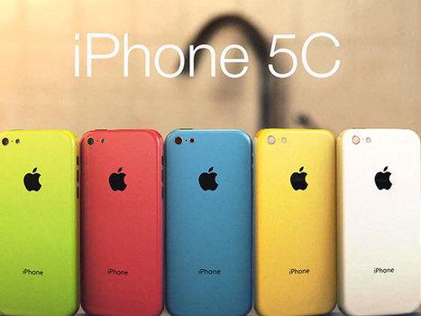 iPhone 5C : un rendu très convaincant | Les Nouvelles De Lara Morrison | Scoop.it