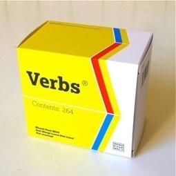 Wordpharmacy: Tome dos verbos y llámeme mañana | Libro blanco | Lecturas | Scoop.it